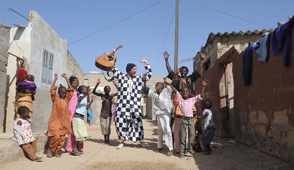 Gyraf-Senegal